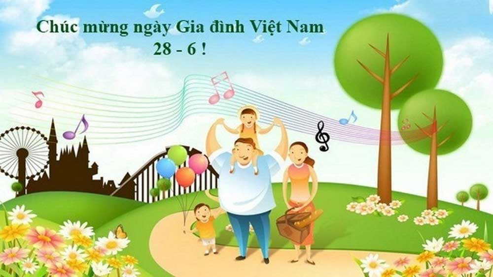 Vietnam Family Festival 2020, take place, host of activities, Vietnam Family Day, traditional values, public awareness,  health consultation, cultural exchanges