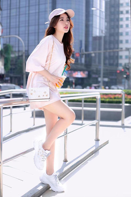 Á khôi thời trang, hot girl Nam Định, á khôi Đỗ Hà Trang