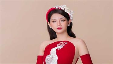 Quỳnh Chi gợi ý áo dài cho cô dâu