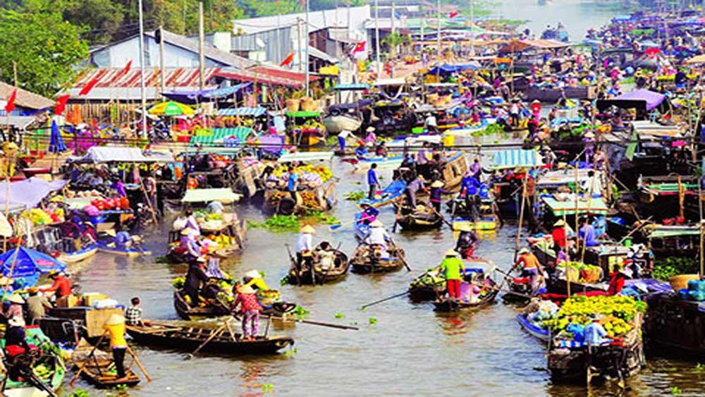 """Nhiều sự kiện đậm nét văn hóa địa phương tại Ngày hội Du lịch """"Văn hóa Chợ nổi Cái Răng"""" năm 2020"""
