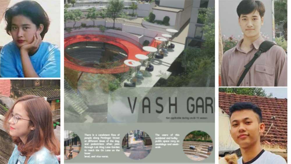 Sinh viên Đà Nẵng đạt Á quân Cuộc thi kiến trúc quốc tế