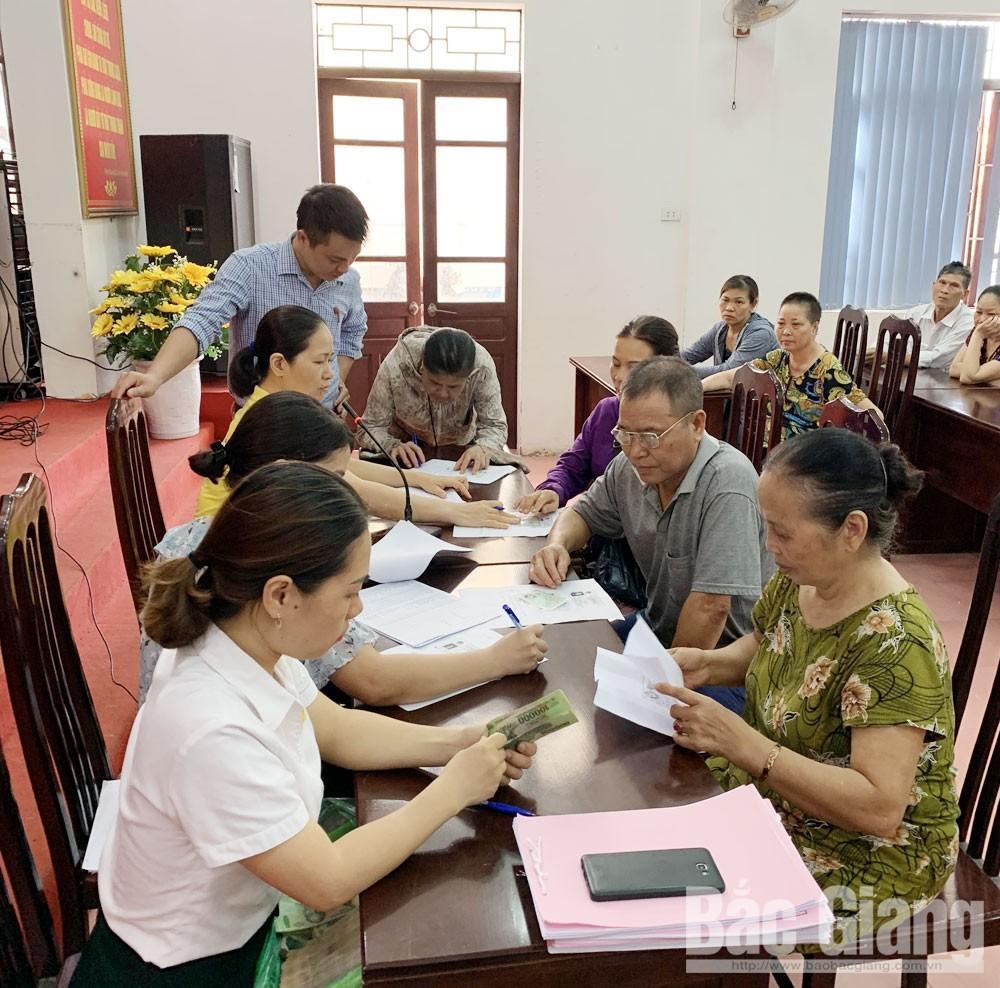 TP Bắc Giang, trợ cấp 1.354 lao động tự do mất việc làm, dịch Covid-19, Bắc Giang