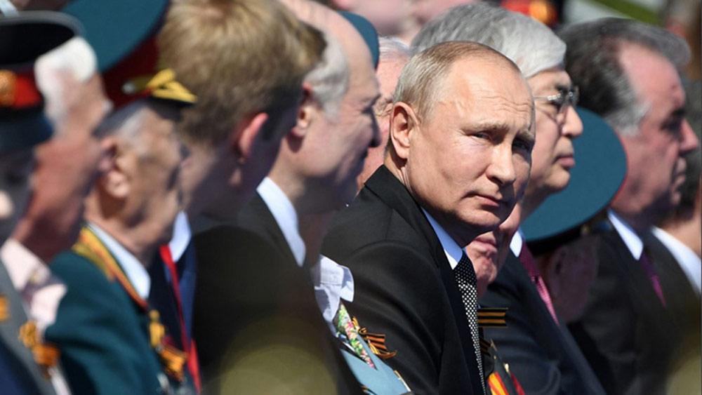 Nga, duyệt binh, Covid-19, Ngày chiến thắng, Nga duyệt binh, chiến thắng phát xít