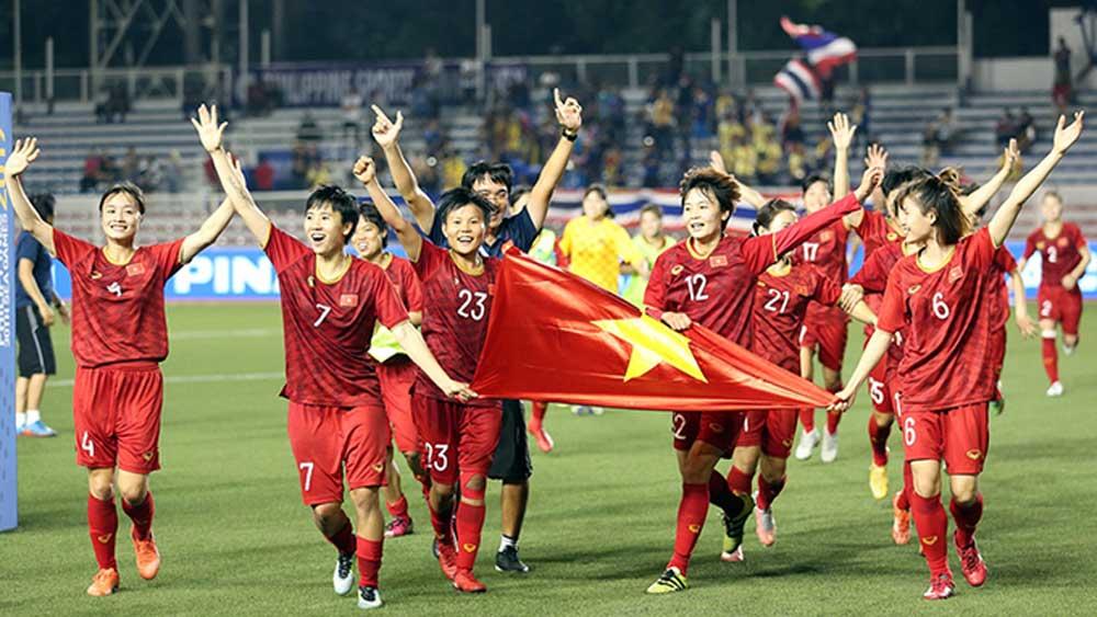 Vietnam, Women's World Cup debut, Australia, New Zealand, Asia-Pacific region, qualification spots, qualification round