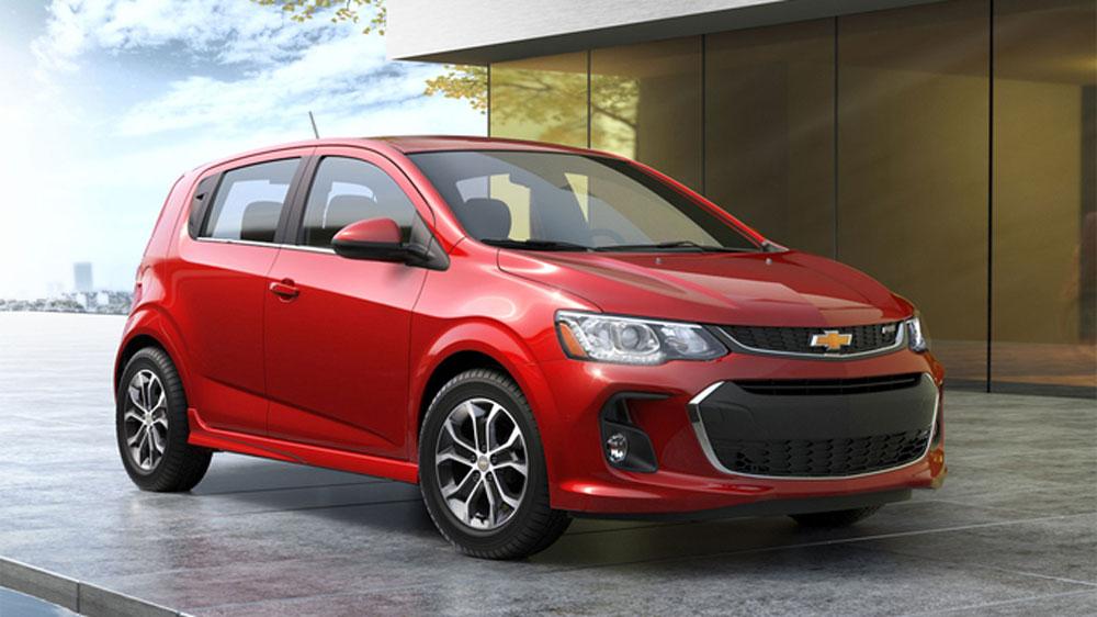 J.D. Power, Chevrolet Sonic, chất lượng xe