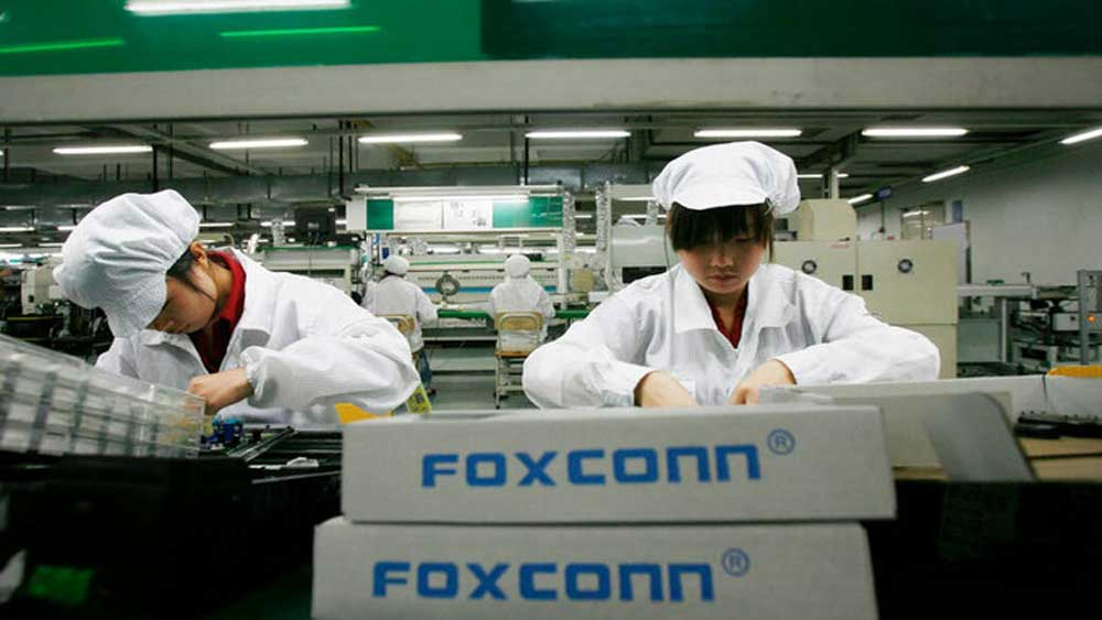 Foxconn says Vietnam is biggest manufacturing hub in Southeast Asia