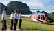 Ninh Binh launches new helicopter tour on Trang An complex