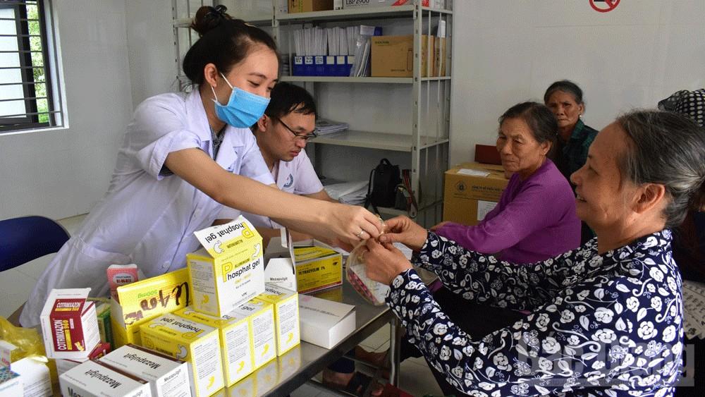 thanh niên tình nguyện; Bắc Giang