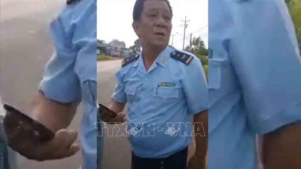 Tạm đình chỉ công tác Phó Chi cục trưởng Hải quan say xỉn gây tai nạn giao thông rồi bỏ chạy