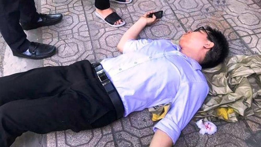 Vụ cán bộ phường bị đánh: Khởi tố vợ cựu Chủ tịch phường