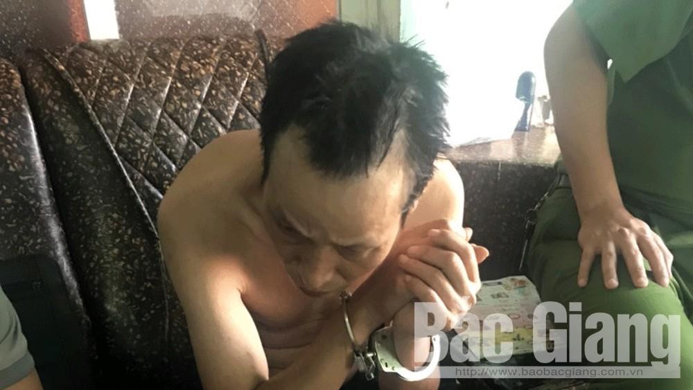 Công an TP Bắc Giang, triệt xóa ổ bán ma túy, ma túy, Tập thể công ty đạm, Bắc Giang