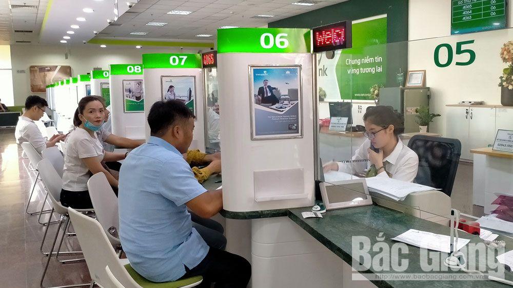 Bắc Giang: Tỷ lệ nợ xấu của các ngân hàng thương mại giảm gần 0,3%