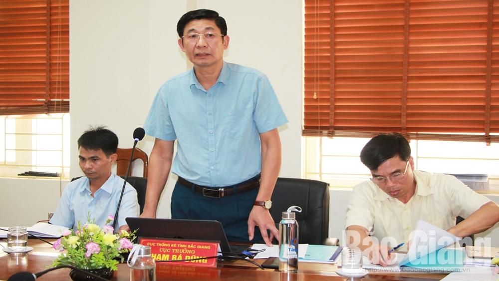 Công bố số liệu thống kê KT-XH tỉnh Bắc Giang 6 tháng đầu năm 2020