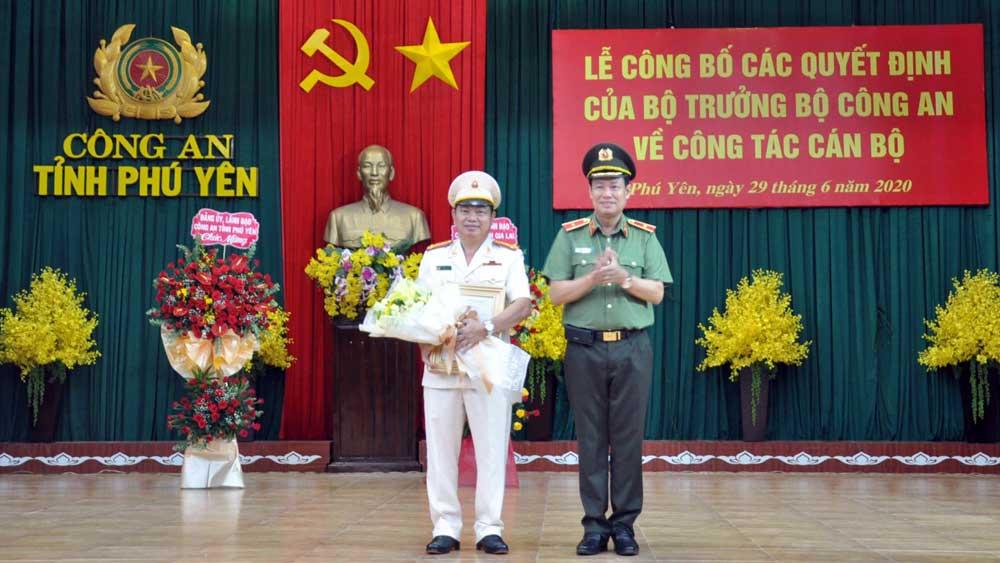 Bổ nhiệm Đại tá Phan Thanh Tám làm Giám đốc Công an tỉnh Phú Yên