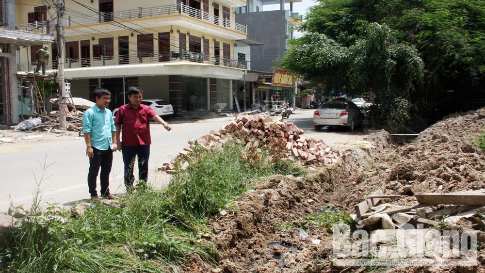 Quản lý đất đai ở Việt Yên: Kiên quyết không để phát sinh vi phạm mới
