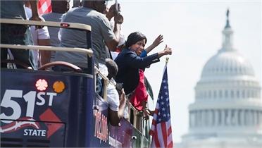 Vì sao Washington D.C không thể trở thành tiểu bang 51 của Mỹ