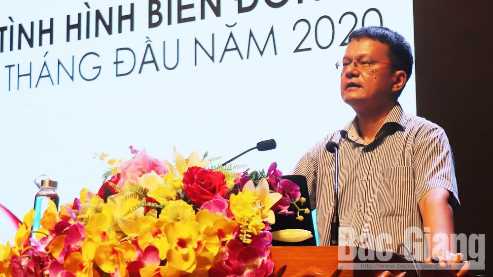 Thành ủy Bắc Giang: Thông tin thời sự cho lãnh đạo chủ chốt