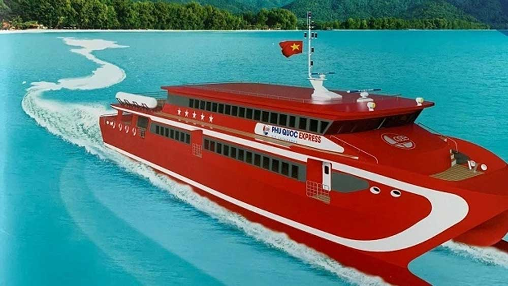 Ca Mau to launch its first sea route on July 7