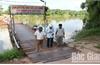 Bắc Giang: Chủ phương tiện phải trả phí cao hơn quy định khi đi qua cầu phao Tòng Lệnh