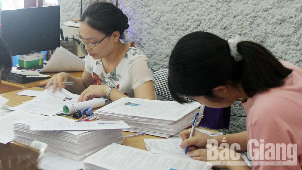 Hơn 19,3 nghìn học sinh Bắc Giang đăng ký dự thi tốt nghiệp THPT năm 2020
