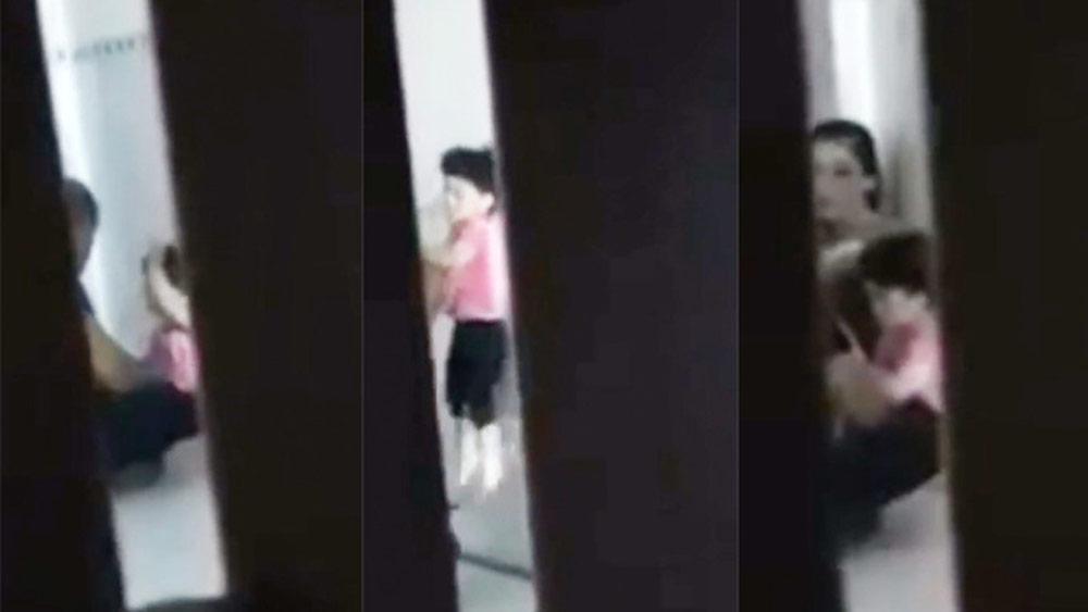 Bé gái bị bạn trai của mẹ bạo hành