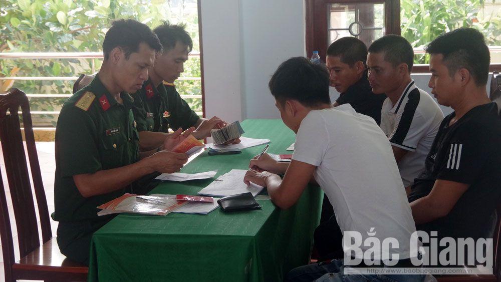 Chi trả phụ cấp trách nhiệm cho quân nhân dự bị