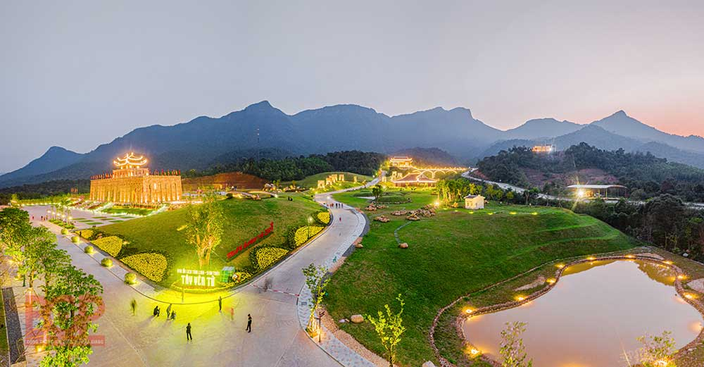 Bac Giang province, converges enough potential, big economic center, favourable geological and natural conditions, abundant labour of high quality, proper development strategies