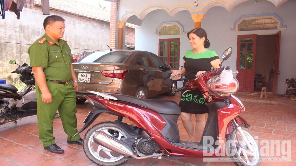 Ngăn ngừa trộm cắp ở huyện Sơn Động: Nâng cao ý thức tự quản