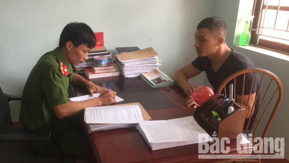 Bắc Giang: Có 2 tiền án về đánh bạc lại tiếp tục bị khởi tố
