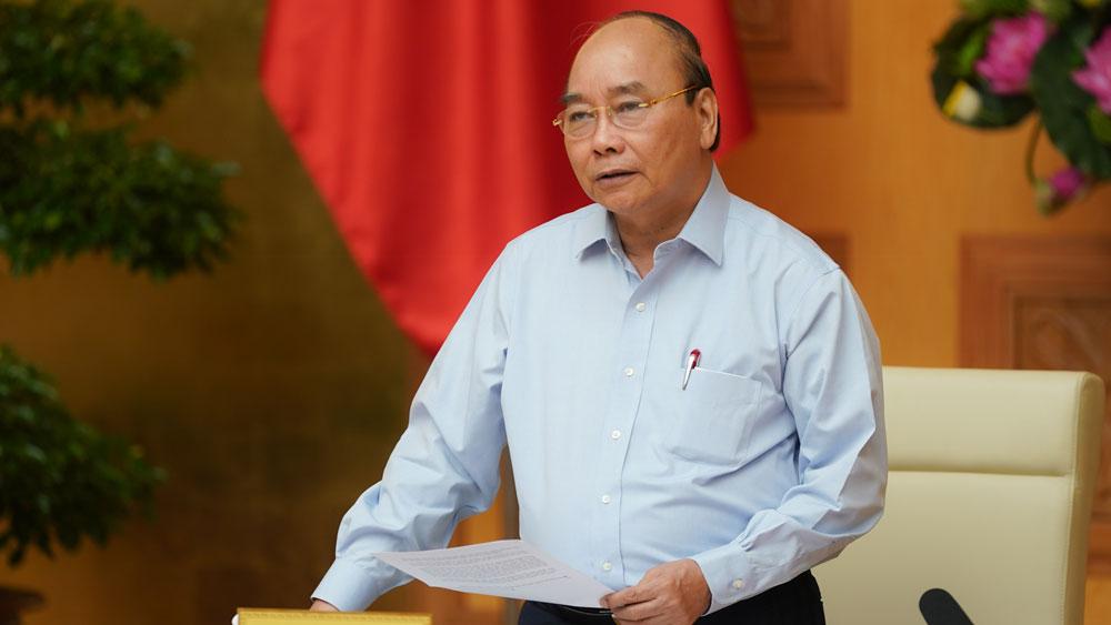 Thủ tướng chủ trì họp Ban chỉ đạo điều hành giá