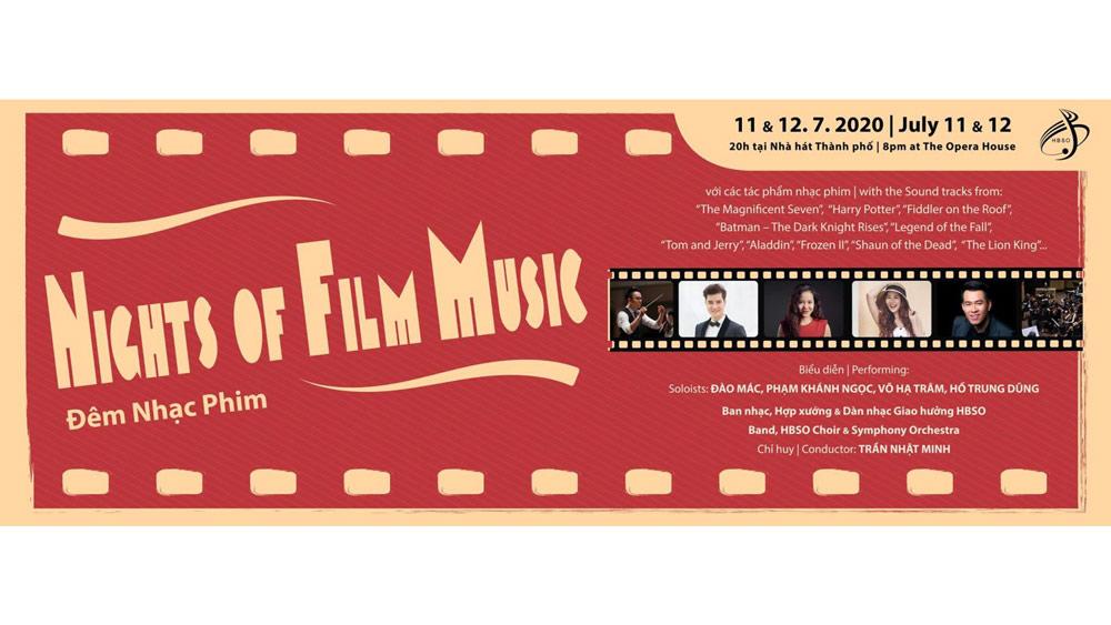 Sắp diễn ra đêm trình diễn các tác phẩm nhạc phim được yêu thích nhất