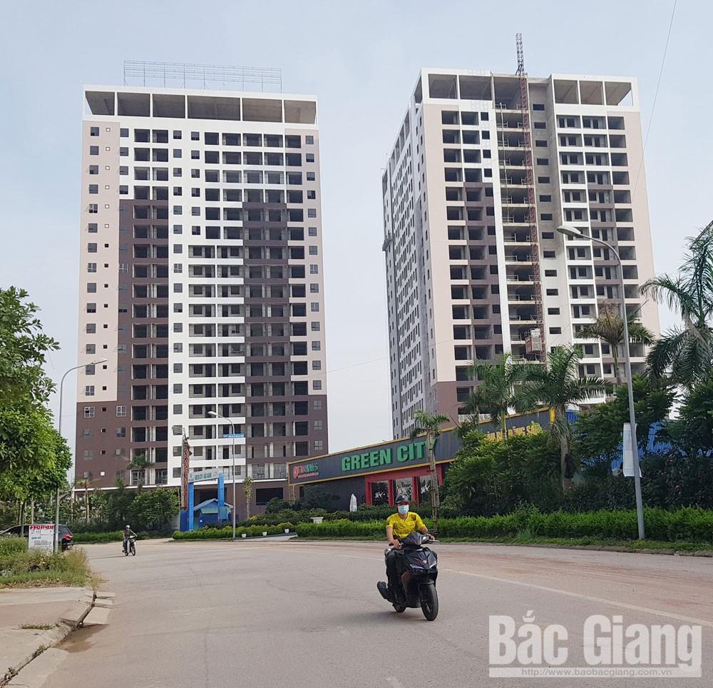 chung cư cũ, chung cư, phường Trần Nguyên Hãn, Bắc Giang