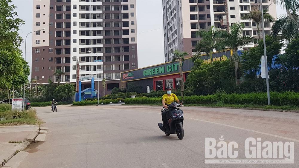 Di dời hộ dân chung cư cũ phường Trần Nguyên Hãn: Khẩn trương hoàn thiện hạ tầng nơi ở mới