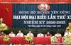 Sáng nay (2/7), khai mạc Đại hội đại biểu Đảng bộ huyện Yên Dũng (Bắc Giang)