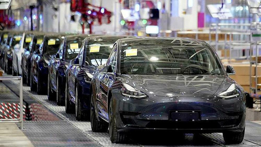 Toyota, hãng xe, Tesla, xe điện, Elon Musk, hãng xe giá trị nhất thế giới