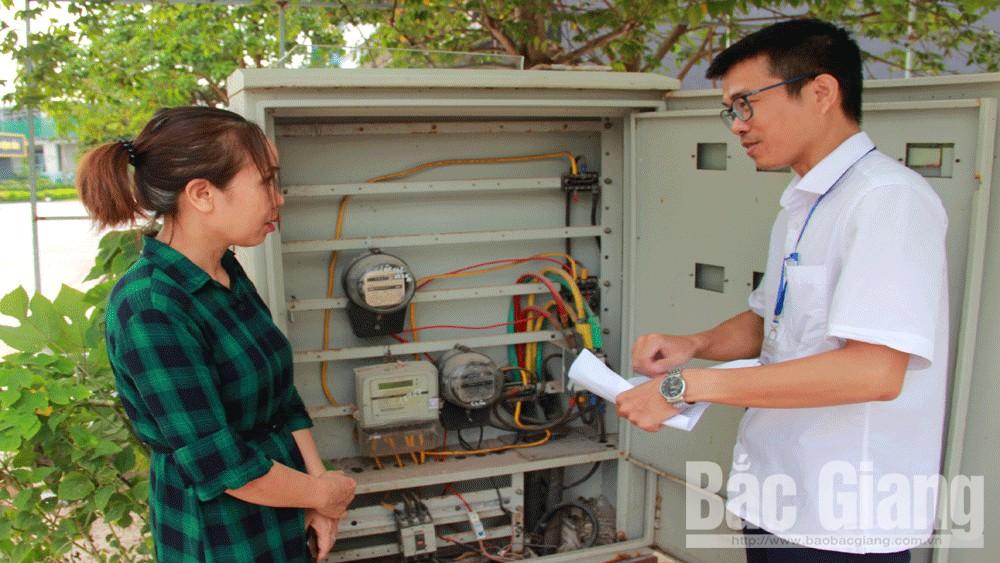 Sai sót khi tính giá điện, ghi nhầm chỉ số công-tơ điện, 20 trường hợp, công-tơ điện, Tiền sử dụng điện tăng