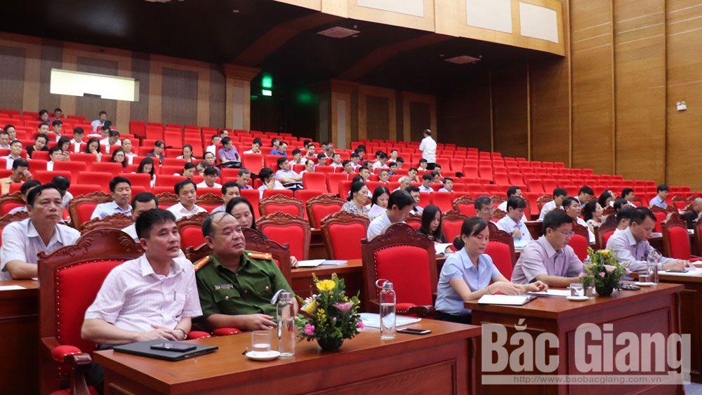 Kỳ họp thứ 13, HĐND TP Bắc Giang: Đánh giá tình hình KT- XH 6 tháng đầu năm