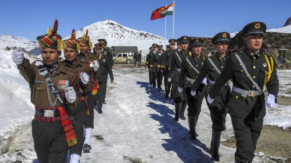Ấn Độ,Trung Quốc,rút quân theo đợt,căng thẳng biên giới, tin thế giới
