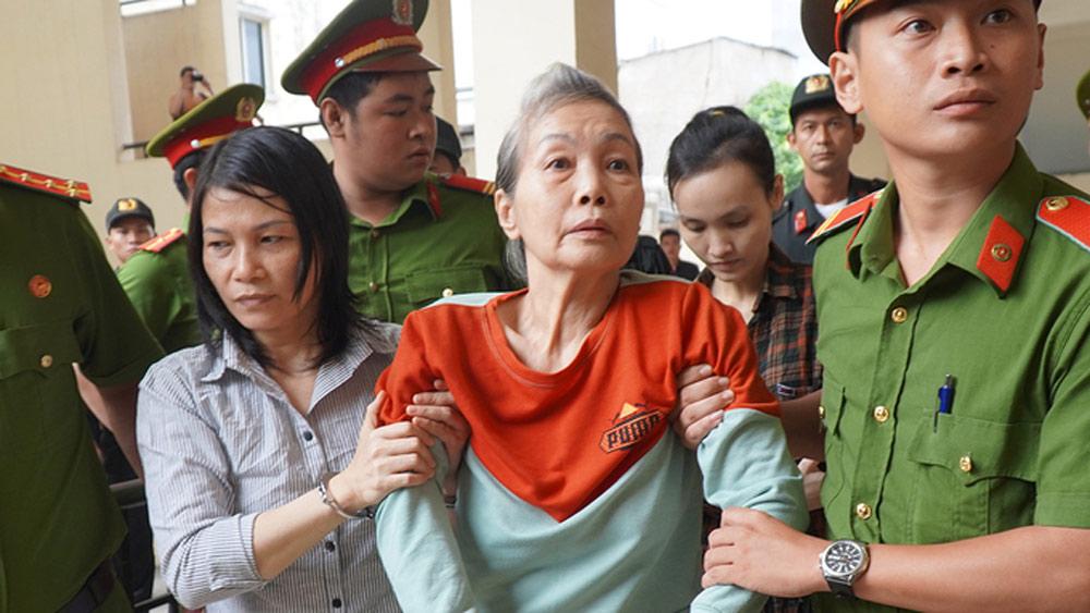 giết người phi tang, Phạm Thị Thiên Hà, giết người đổ bê tông