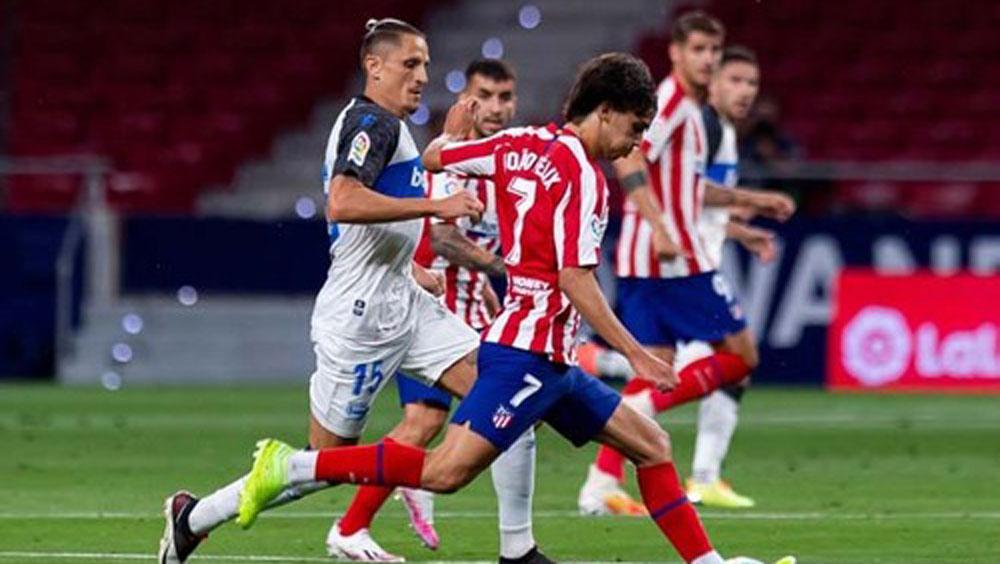 Atletico 3-0 Mallorca