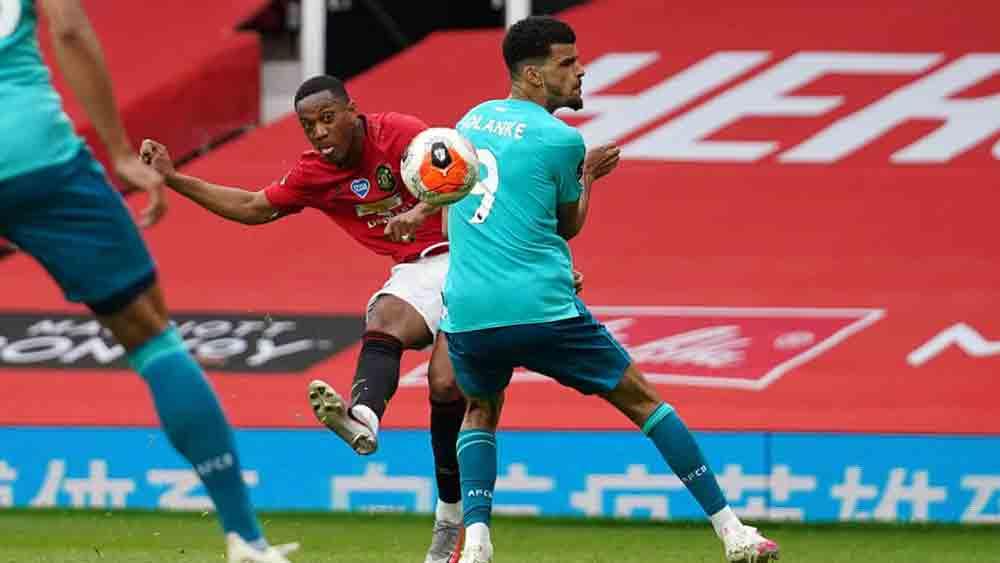 Man Utd đại thắng trong trận cầu 7 bàn