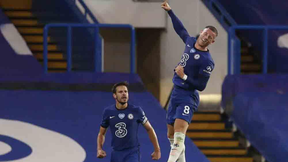 Chelsea thắng dễ Watford