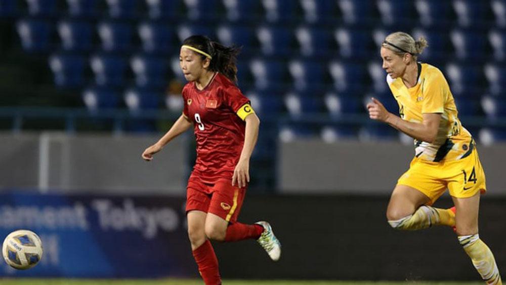 bóng đá nữ Việt Nam, Huỳnh Như, world cup