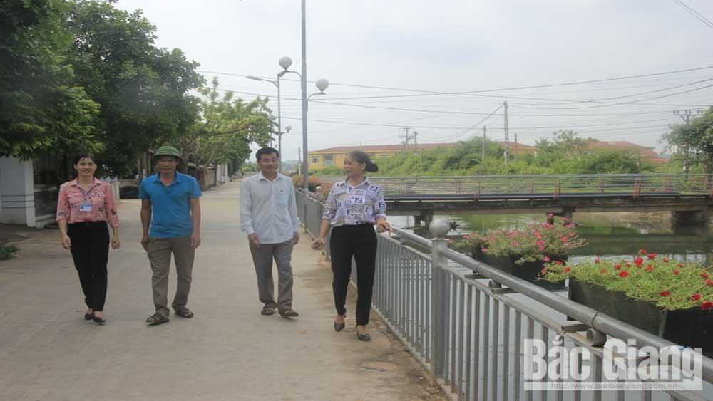 Bắc Giang: Nhân lên những con đường sáng, xanh, sạch đẹp, an toàn