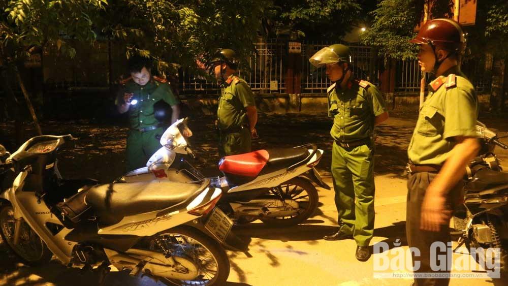 Ngăn ngừa, vụ cố ý gây thương tích, mâu thuẫn, Bắc Giang