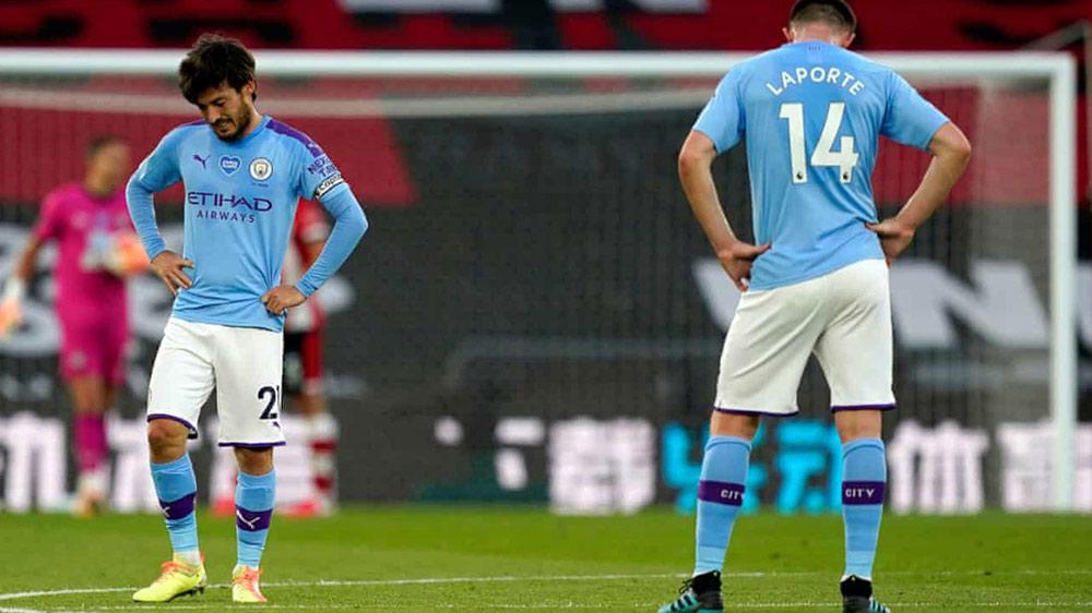 Man City thua sân khách trận thứ ba liên tiếp