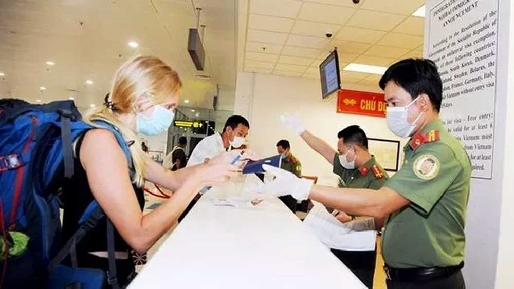 New regulations, entry and exit, foreigners to Vietnam, border gates, economic zones, offering visas, international treaties, temporary residence certificates
