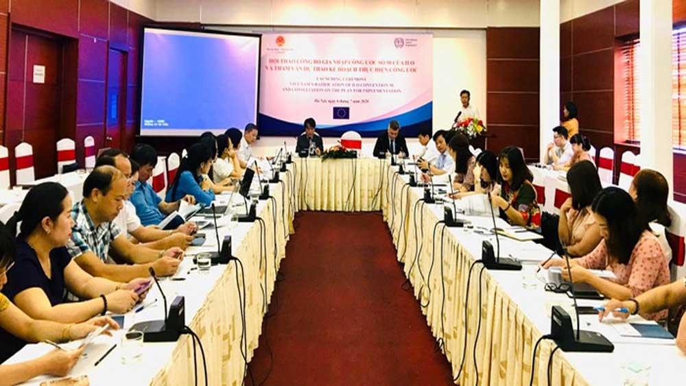 Công ước số 98, môi trường làm việc ổn định, người lao động tại Việt Nam, Tổ chức Lao động Quốc tế, quyền tổ chức, thương lượng tập thể, hội nhập kinh tế quốc tế