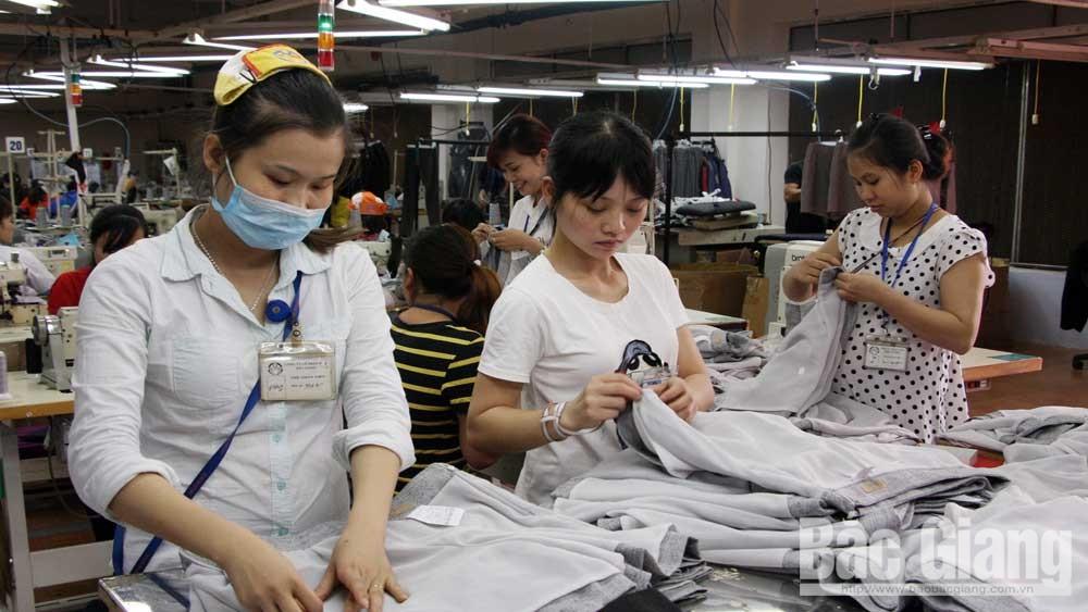Doanh nghiệp ở Bắc Giang bị ảnh hưởng do dịch Covid-19: Tập trung gỡ khó về vốn