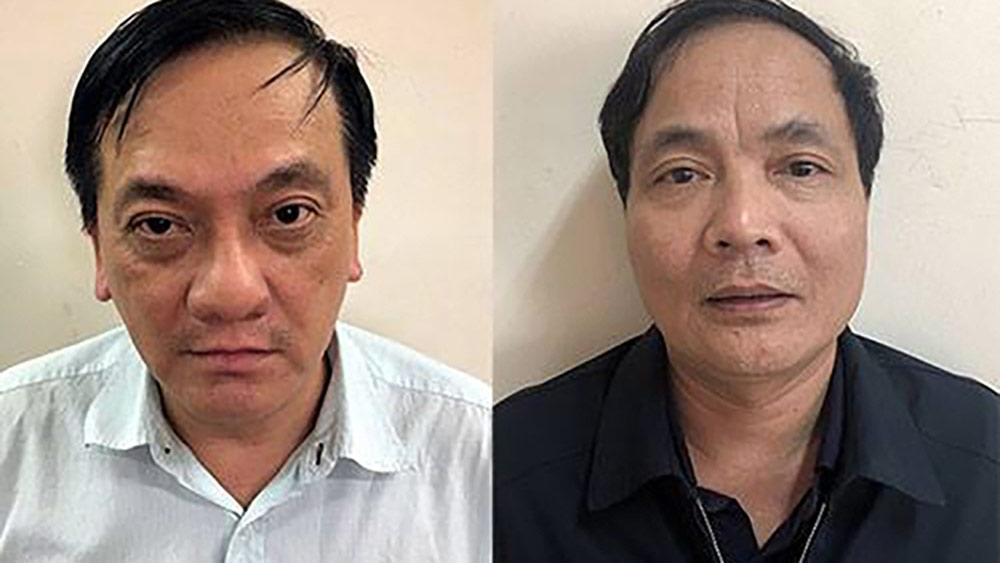 12 người trong vụ án liên quan ông Trần Bắc Hà sắp hầu tòa